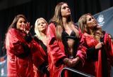 UFC舉牌女郎性感寫真巨乳銷魂