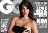 卡戴珊全裸登《GQ》雜志封面