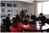 中国科技新闻协会副秘书长李时夫一行调研武汉科技报