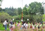 水土保持站学习环境保护
