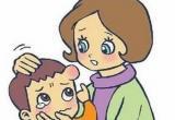 孩子頭摔傷 母親敷按一周休克