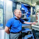 世界首批3D打印锻件在汉诞生