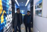 江岸区副区长蒋志耕调研武汉3D科普教育培训基地