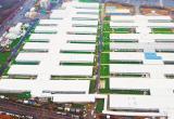 雷神山医院增设钢结构屋面