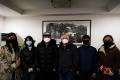 """含泪冲锋的武汉科技报战""""疫""""突击队"""