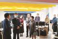 湖北省科协党组成员、副主席马忠星开展专题调研活动,指出: