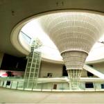 """""""大光谷""""的又一绿色地标建筑——记湖北省科技馆新馆中的""""黑""""科技"""