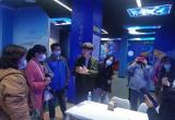 江岸区科协举办社区科技馆观摩培训活动