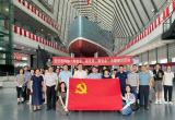 参观中山舰博物馆重温红色记忆